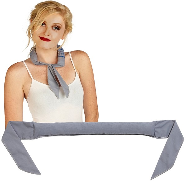 COOLNECKWEAR GRAY