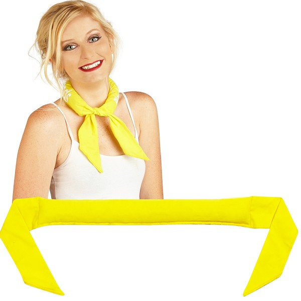 COOLNECKWEAR YELLOW